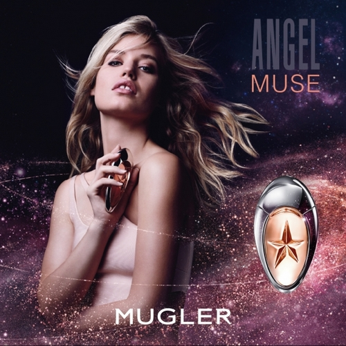 angel muse la publicit tendance parfums. Black Bedroom Furniture Sets. Home Design Ideas
