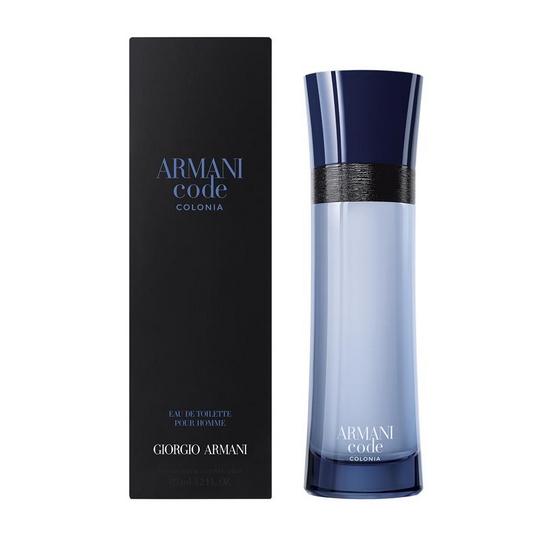 Armani Code Colonia, un parfum synonyme d'élégance
