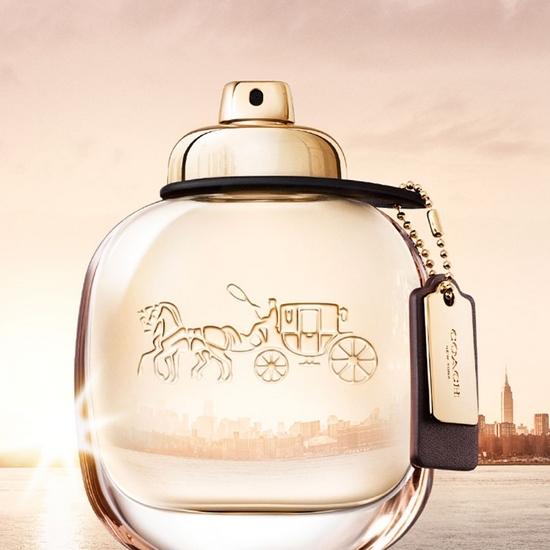 L'intensité de New York au cœur du nouveau parfum Coach