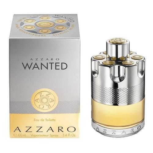 Les valeurs d'Azzaro Wanted