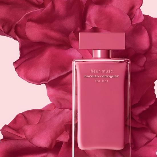 Le prix imbattable de Fleur Musc For Her de Narciso Rodriguez !