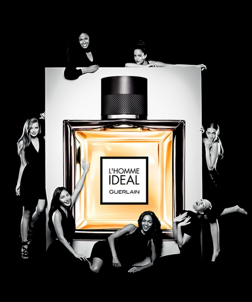 l 39 homme id al la publicit tendance parfums. Black Bedroom Furniture Sets. Home Design Ideas
