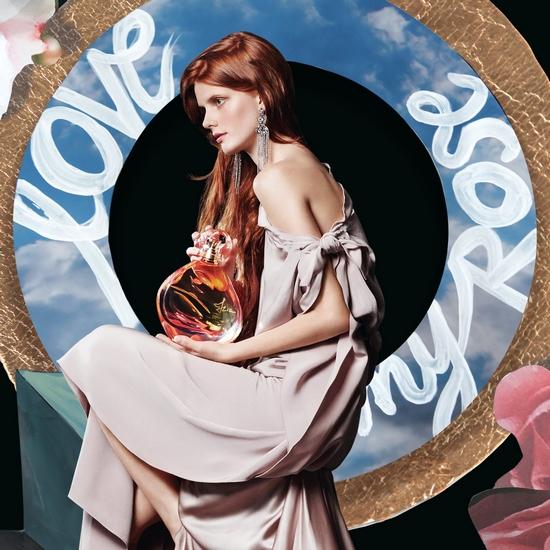 L'énigmatique publicité d'Izia de Sisley
