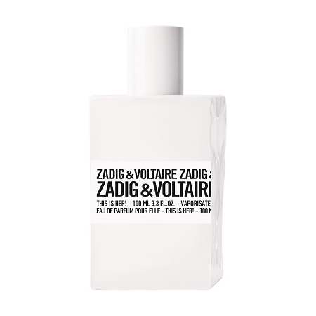 La fragrance This is Her de Zadig & Voltaire