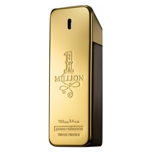 7 – 1 Million parfum Paco Rabanne