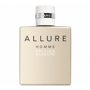 4 – Allure Homme Edition Blanche de Chanel