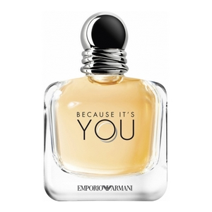 4 – Giorgio Armani Because It's You