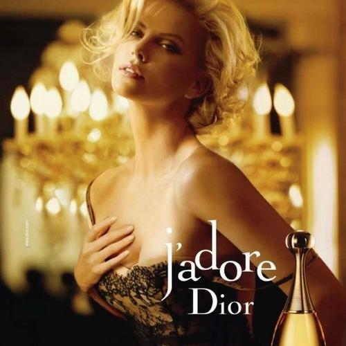 Charlize Theron, le visage incontournable de J'adore