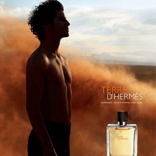 Clément Sibony au cœur du désert pour Terre d'Hermès