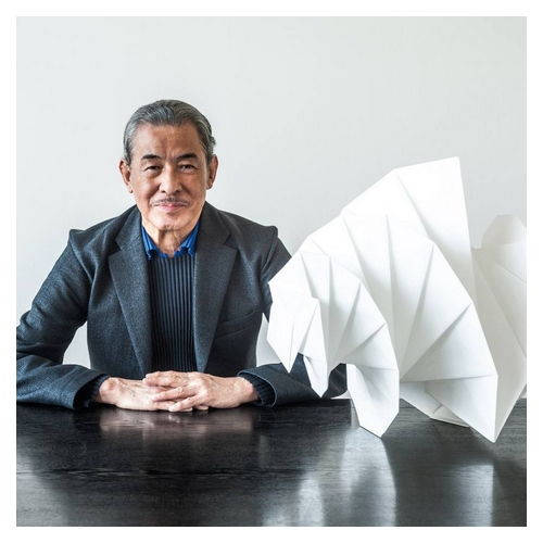 Le style japonais des créations Issey Miyake