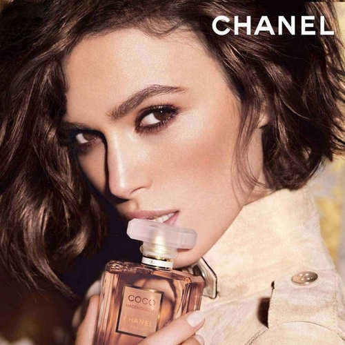 L'indomptable Keira Knightley pour Coco Mademoiselle