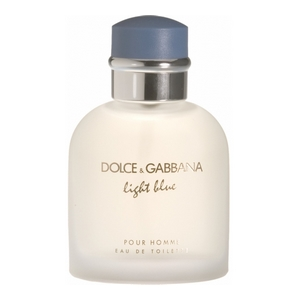 4 – Dolce & Gabbana parfum Light Blue Homme