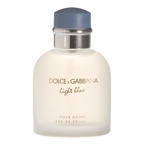 4 – Light Blue Homme de Dolce & Gabbana