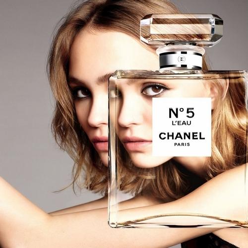 Lily Rose Depp, une histoire de famille avec Chanel