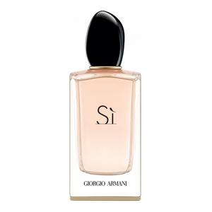 4 – Armani et sa fragrance Si