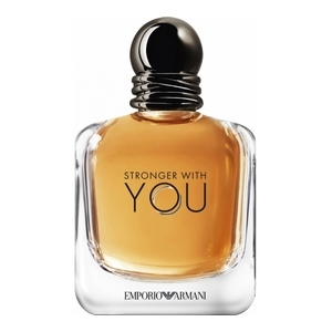 7 – Stronger with You d'Armani