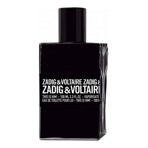 8 – Zadig & Voltaire parfum This is Him