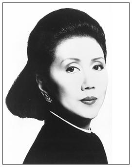 Madame Hanae Mori